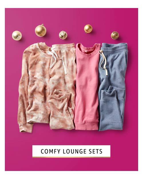 Comfy lounge sets