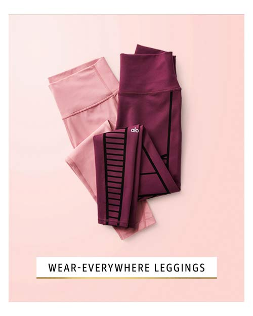 Wear everywhere leggings