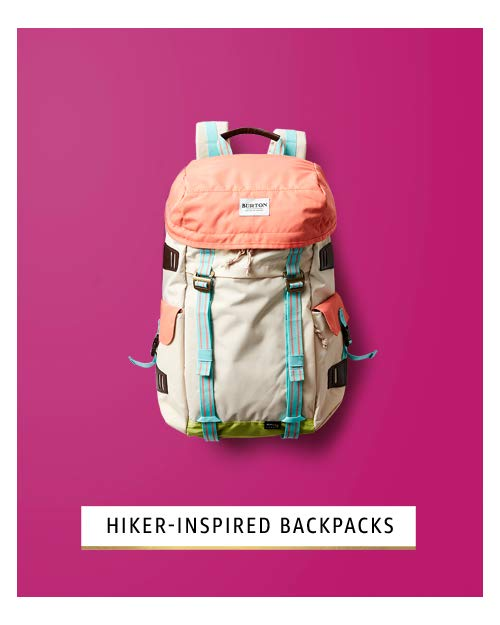 hiker backpacks