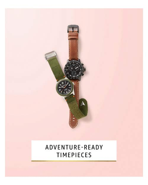 adventure watches