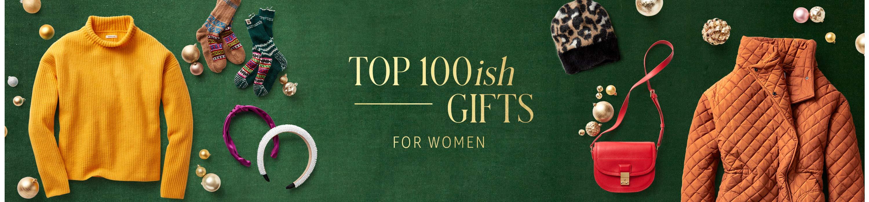Top 100 Gifts: Women
