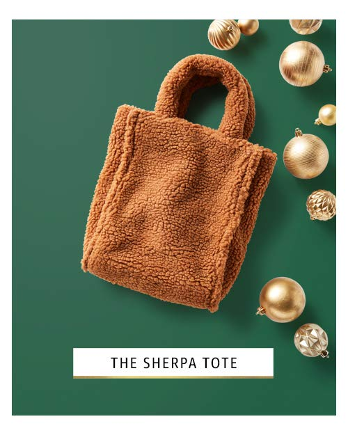 The sherpa tote