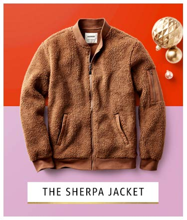 the sherpa jacket
