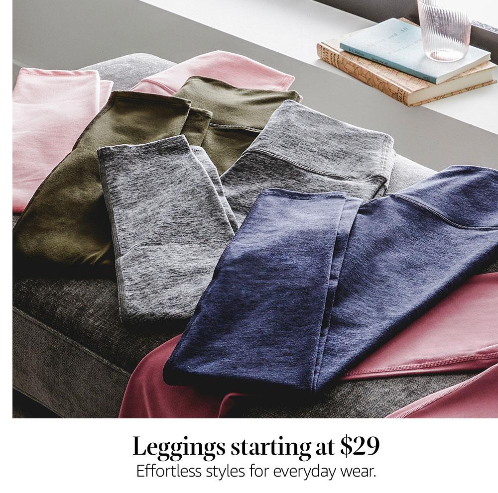 Leggings Starting at $29