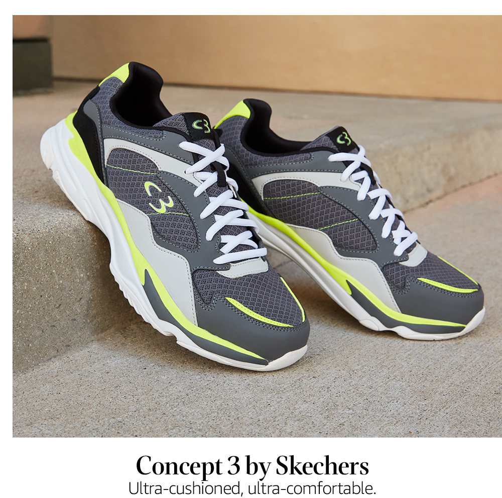 Concept 3 by Sketchers