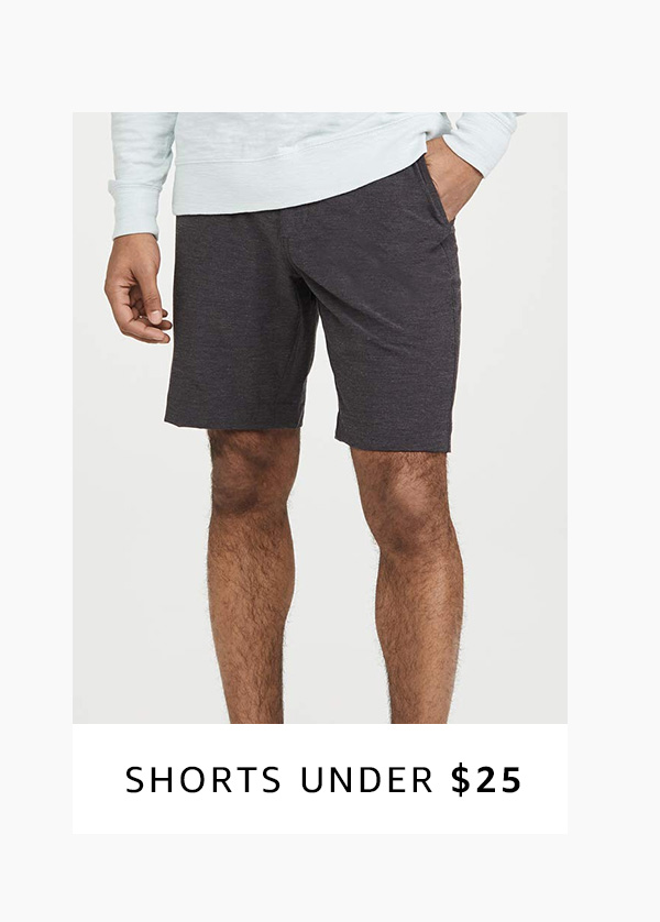Shorts under $25