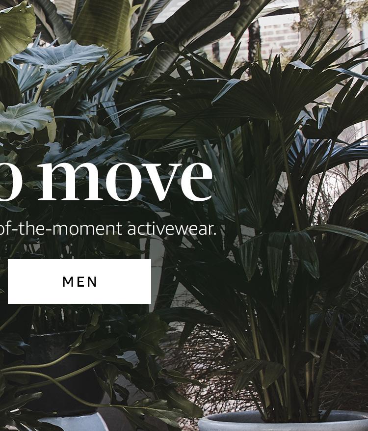 Men's new essentials