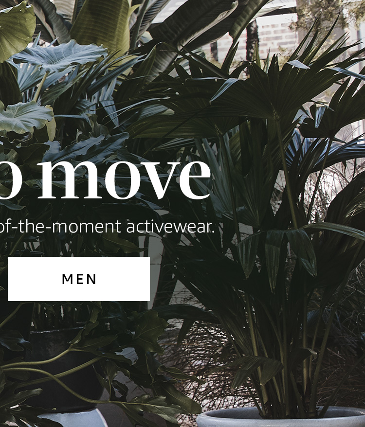 Made to move - men