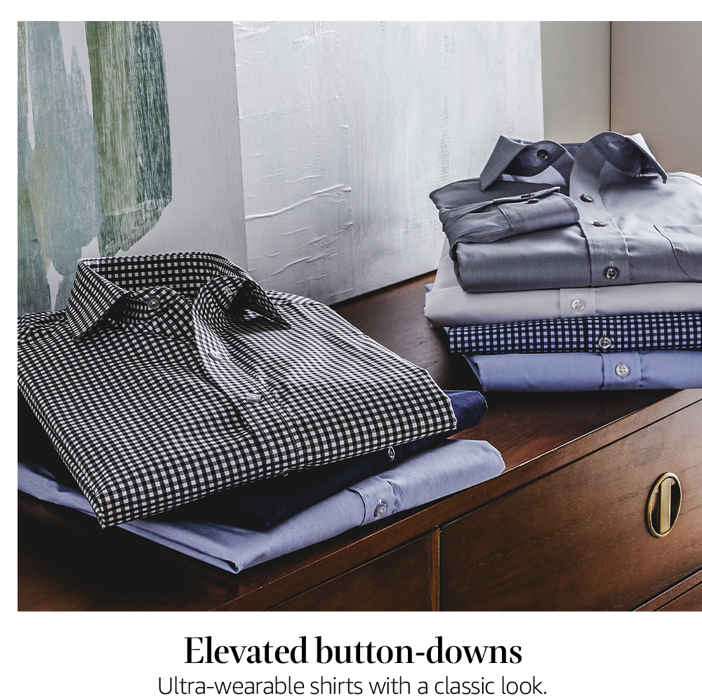 Elevated Button Downs