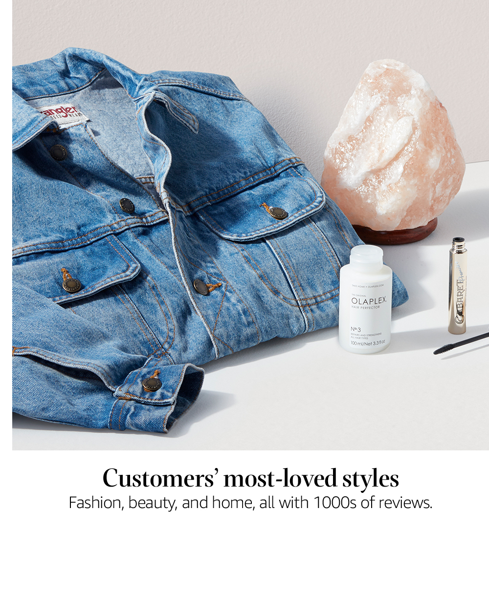 Customers' most-loved styles