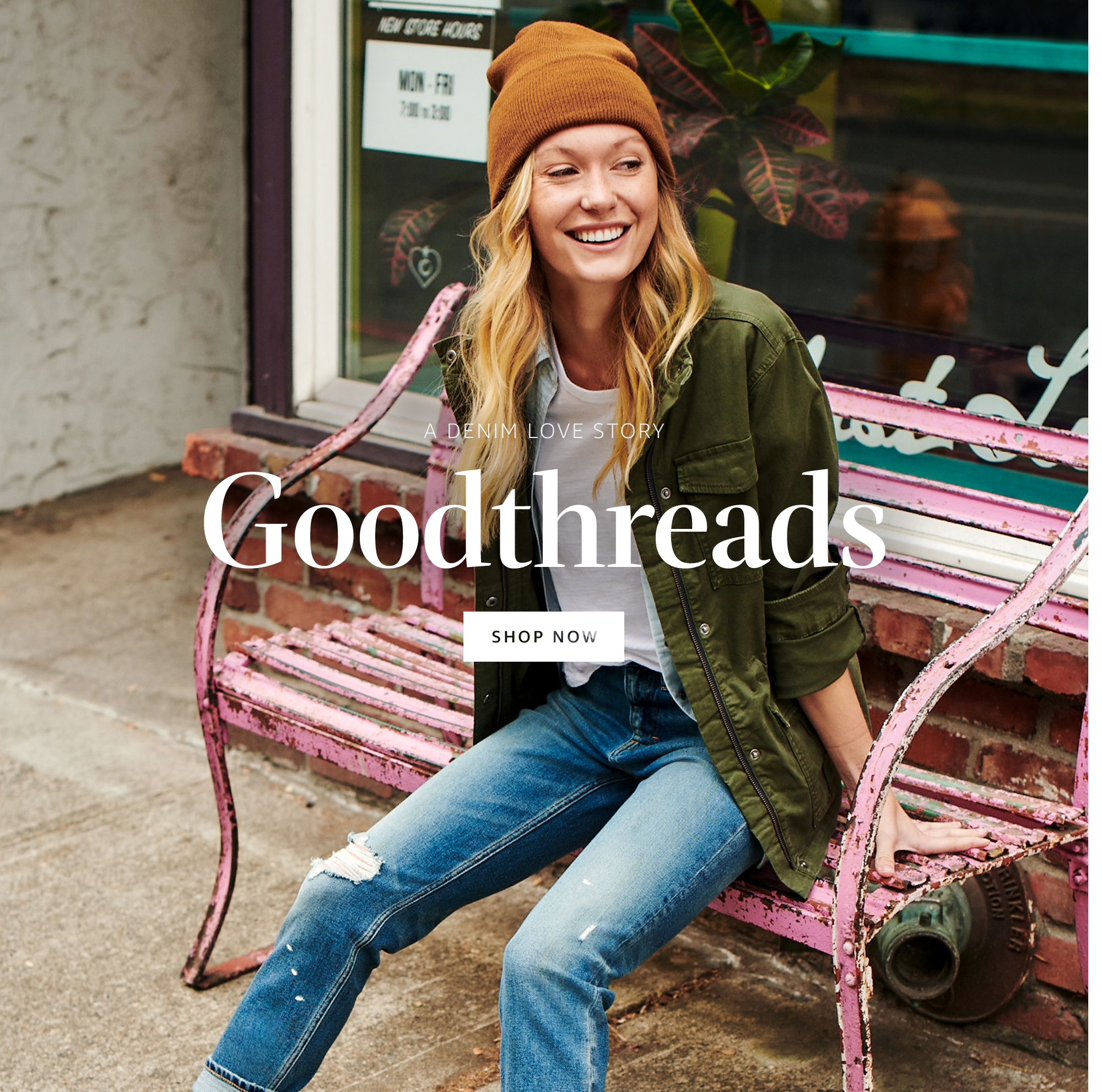 Goodthreads: women's collection