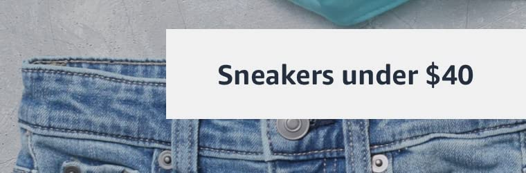 Sneakers under $40