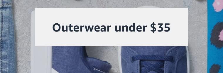 Outwear under $35