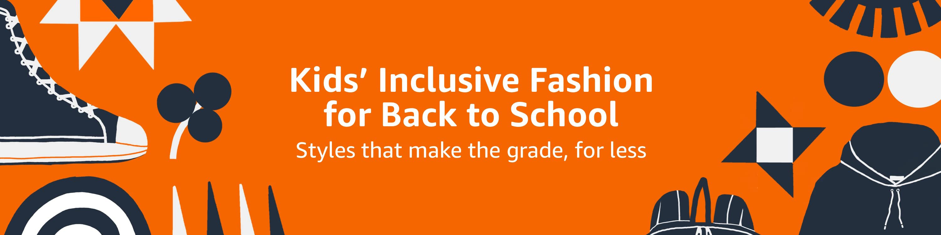 Kids' Inclusive Fashion for Back to School