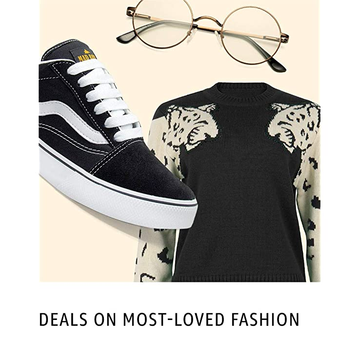Deals on Most-Loved Fashion
