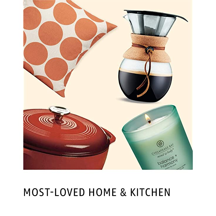 Most-Loved Home & Kitchen