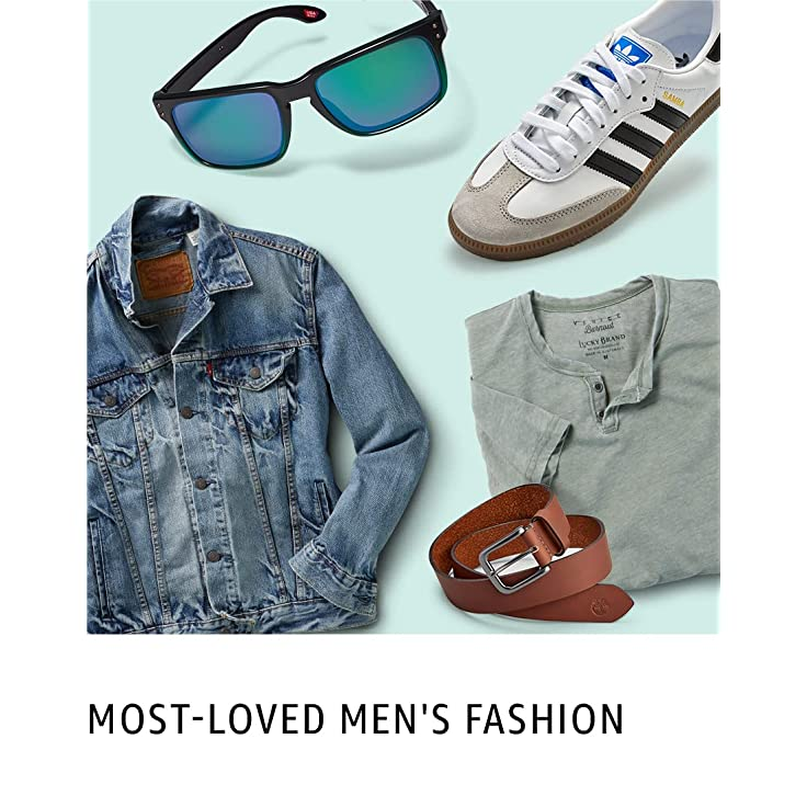Most-Loved Men's Fashion