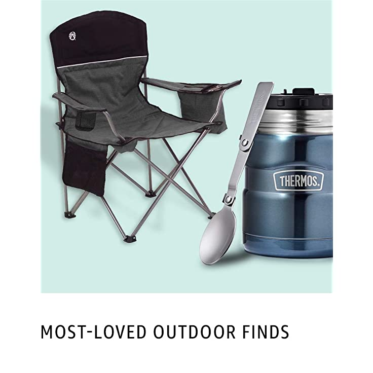 Most-Loved Outdoors