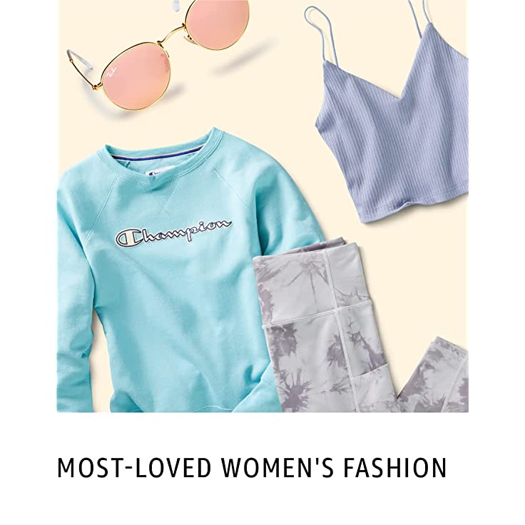 Most-Loved Women's Fashion