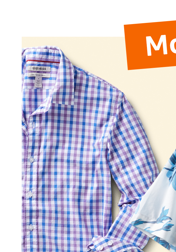 Most-loved shirts