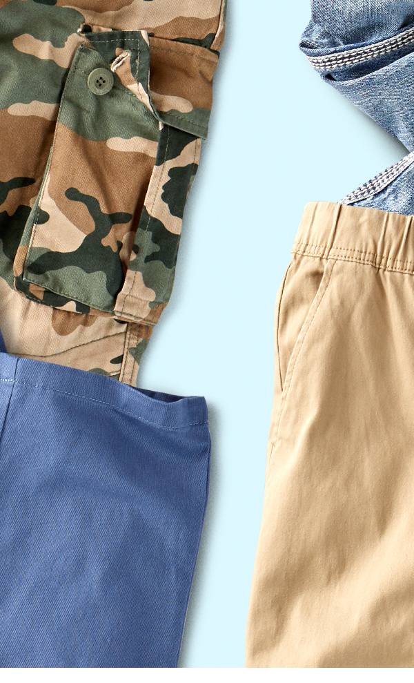 Most-loved pants