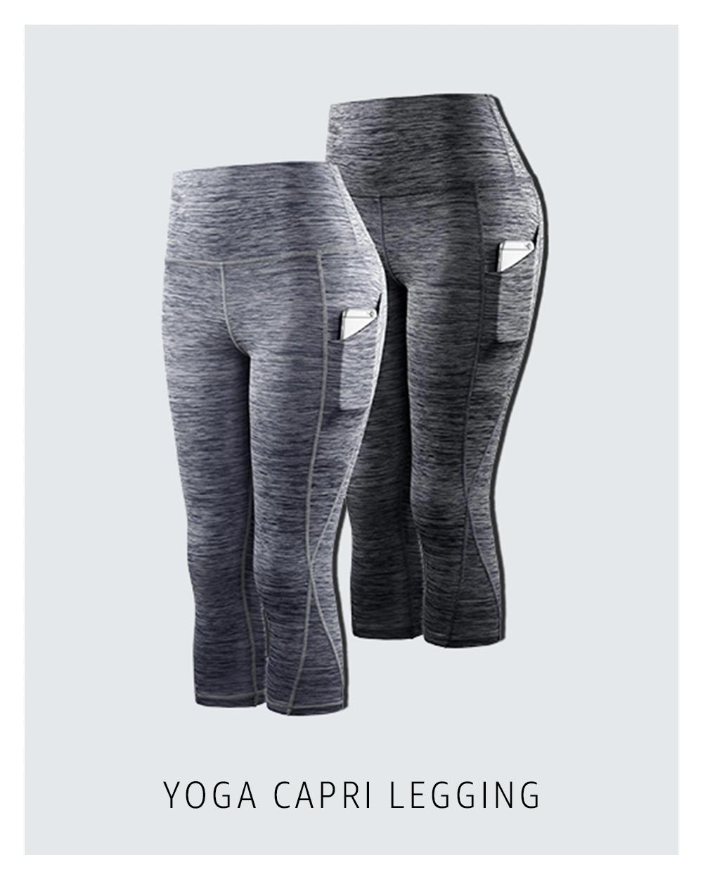 Yoga capri legging