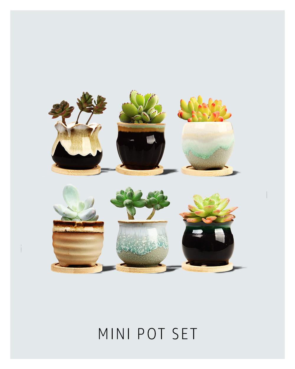 Mini pot set