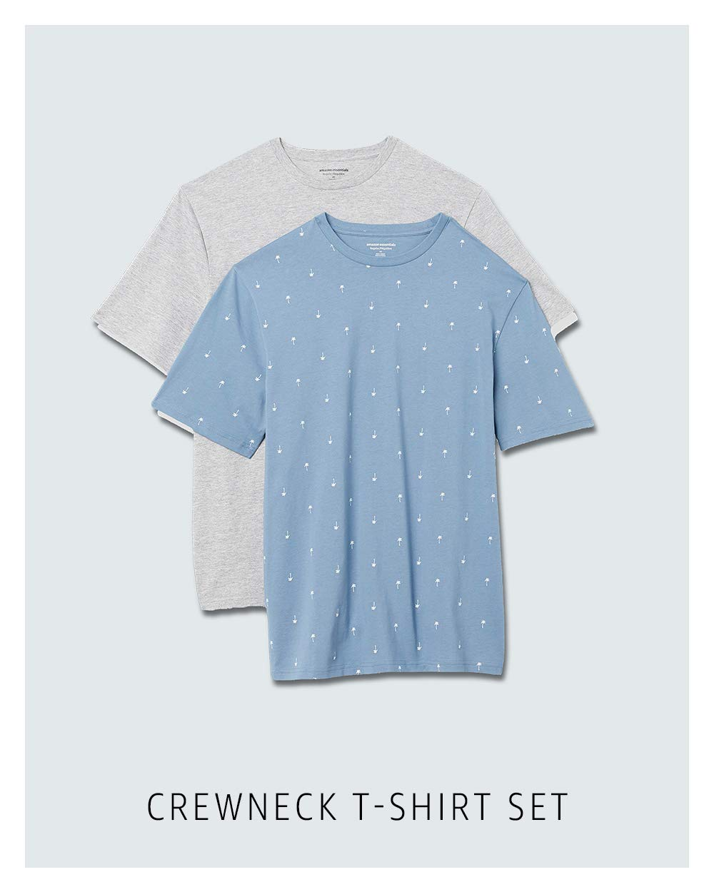 Crewneck T-shirt set