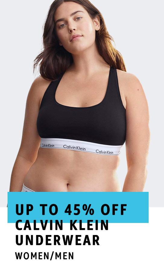 Up to 45% off Calvin Klein Underwear