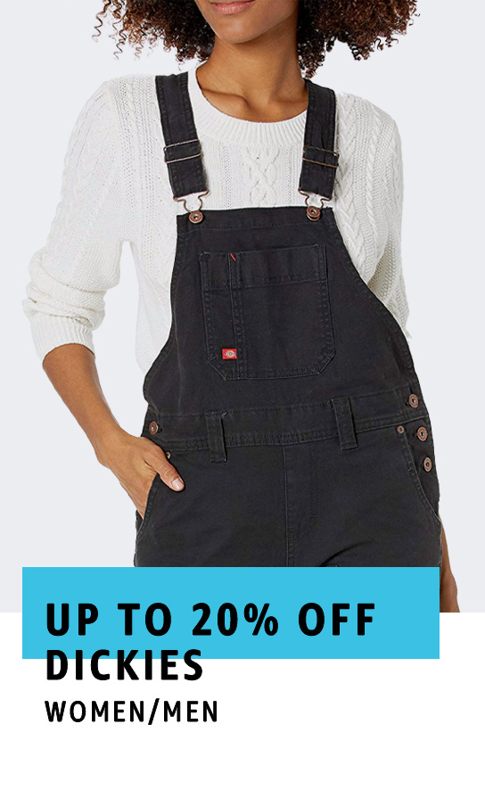 Up to 20% off Dickies