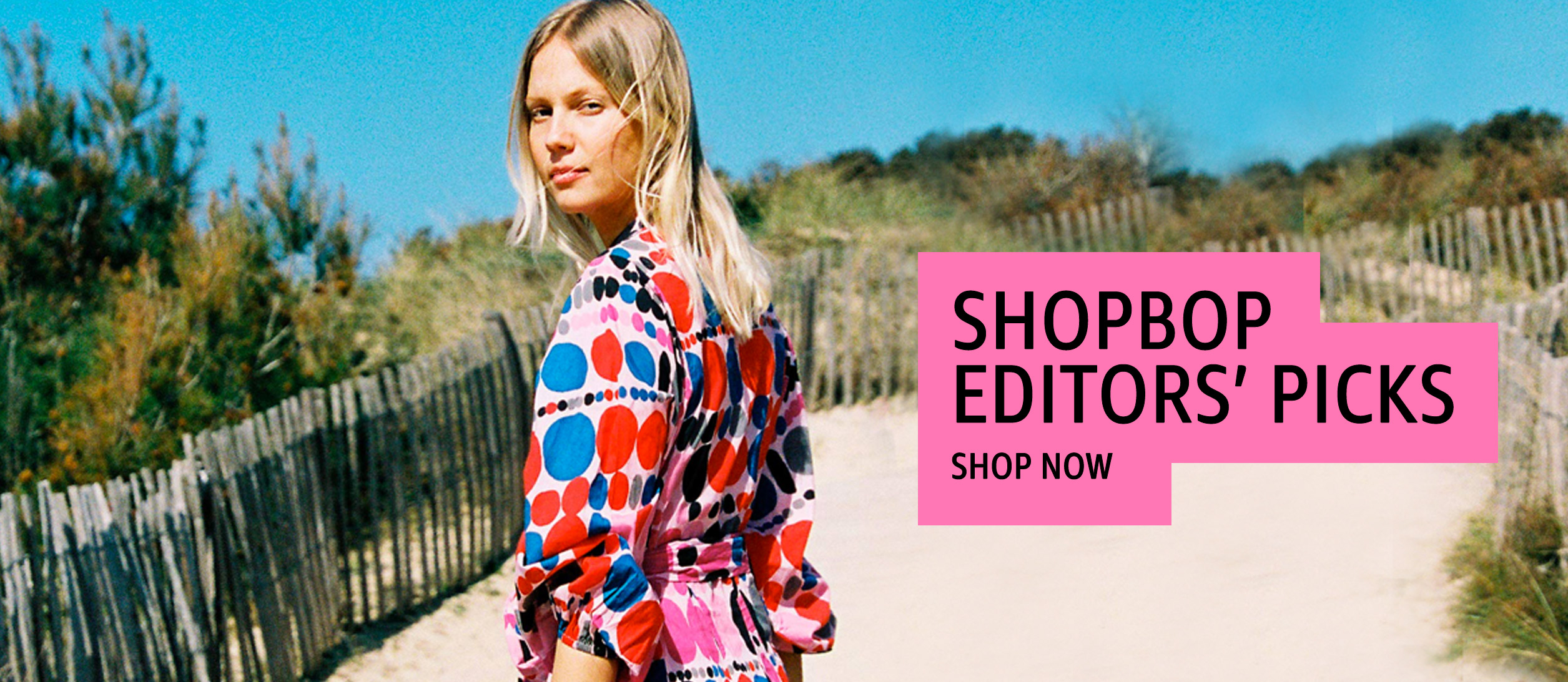 Shopbop editors' picks