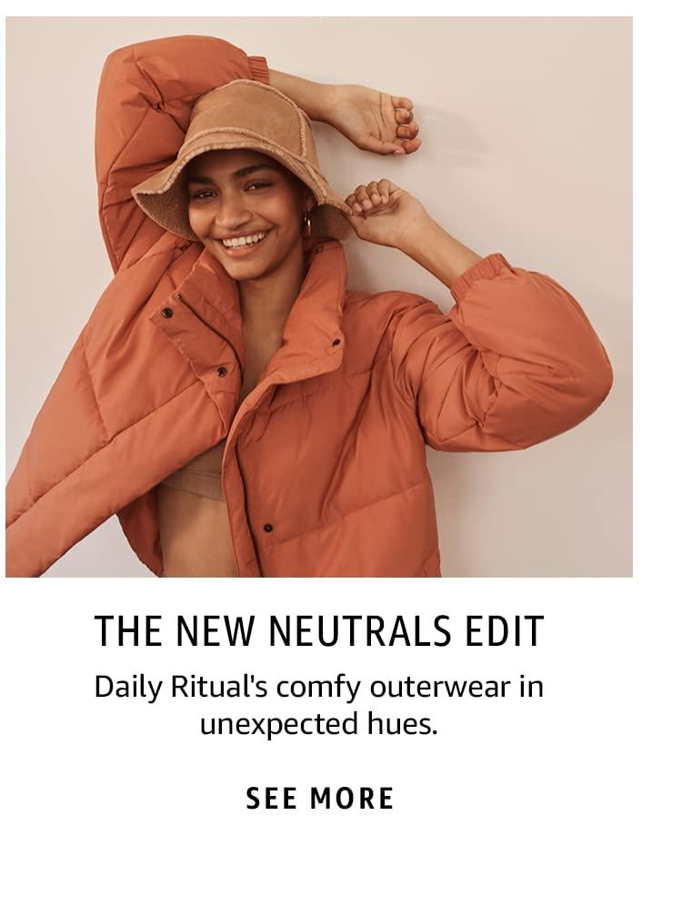 The New Neutrals Edit