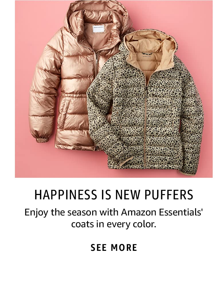 happiness is new puffers