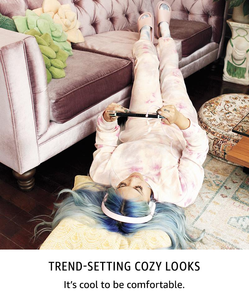 Trend-Setting Cozy Looks