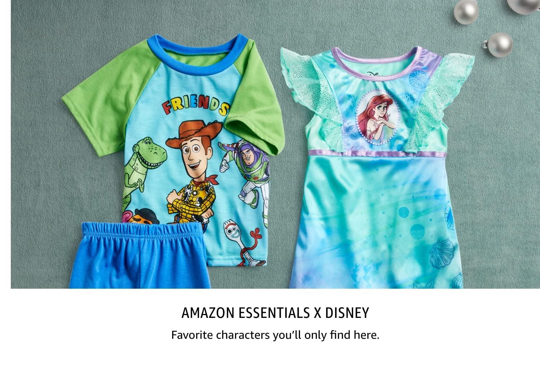 Amazon Essentials x Disney