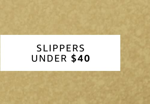 Slippers under 40