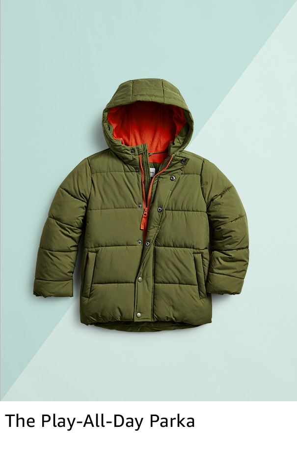 The Play All-Day Parka