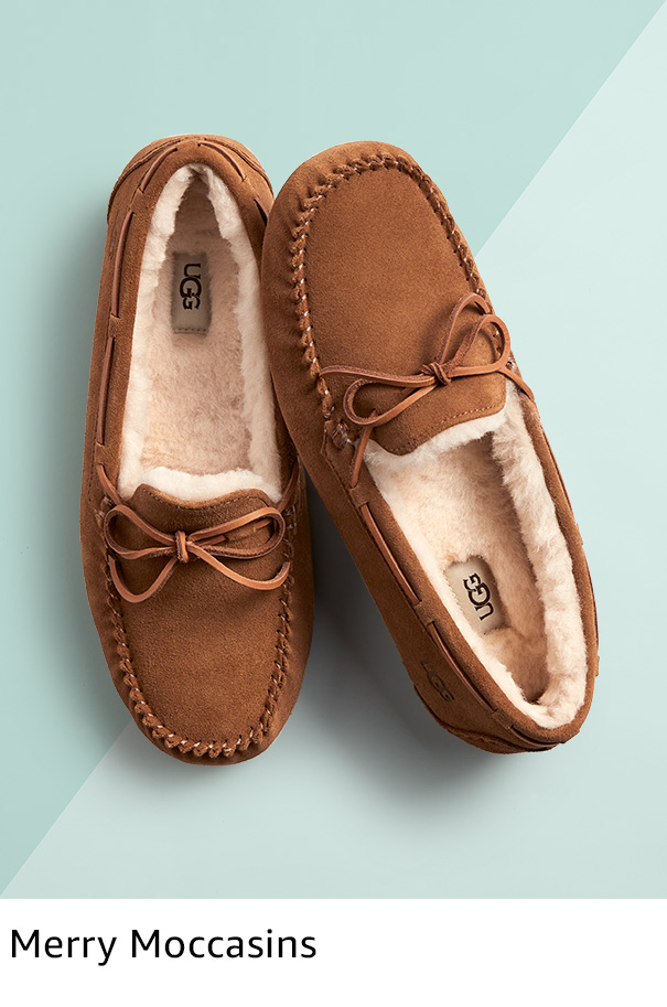 Merry Moccasins