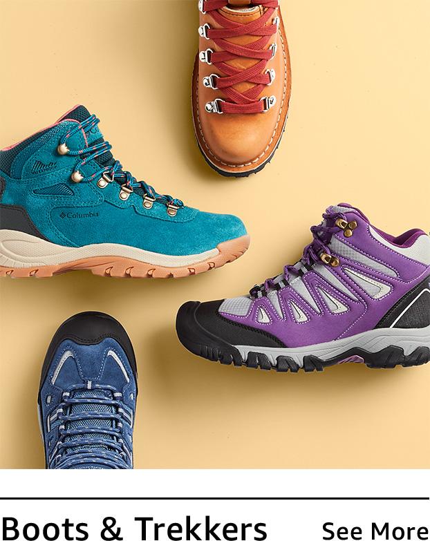 Boots & Trekkers