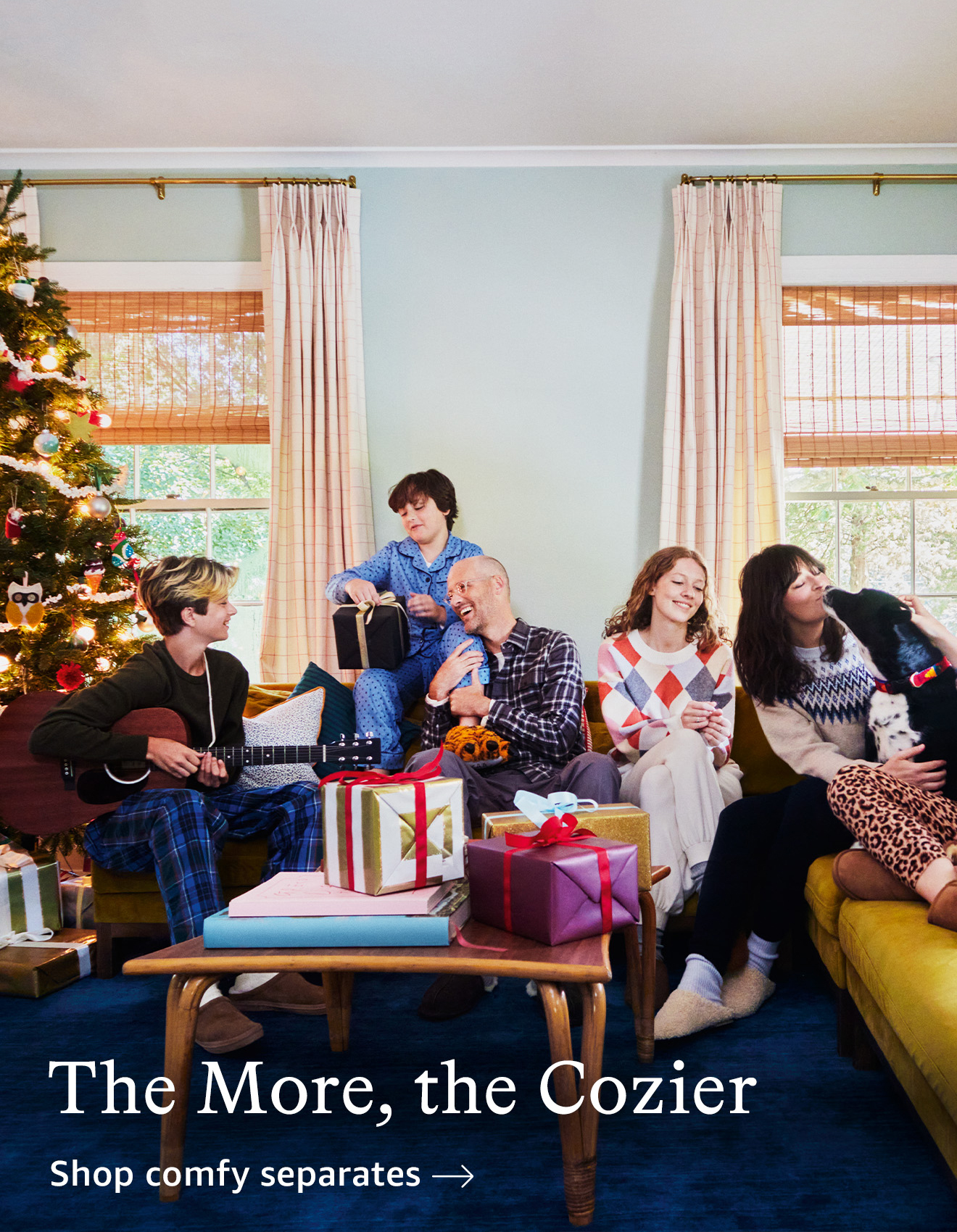 The More, the Cozier