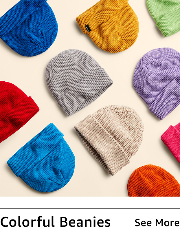 Colorful Beanies