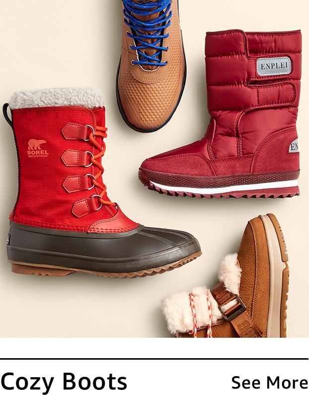 Cozy Boots