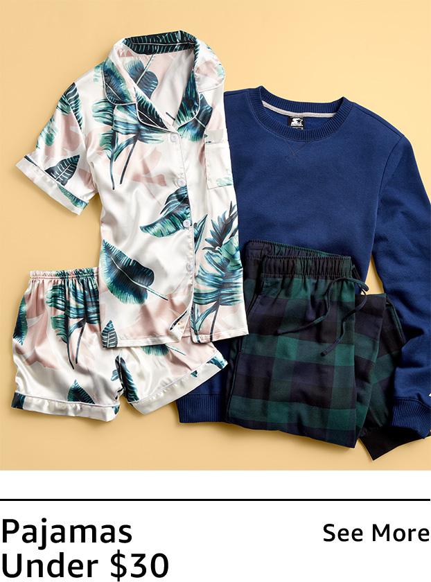 Pajamas Under $30