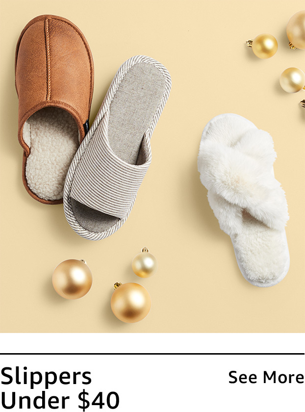 Slippers Under $40