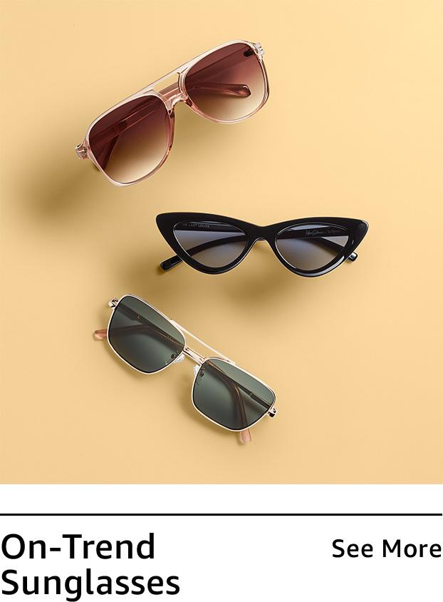 On-Trend Sunglasses