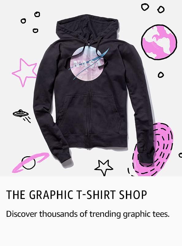 The Graphic T-Shirt Shop