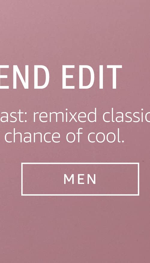 The Trend Edit Men