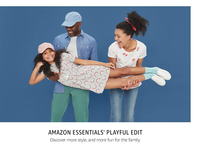 Amazon Essentials' Playful Edit