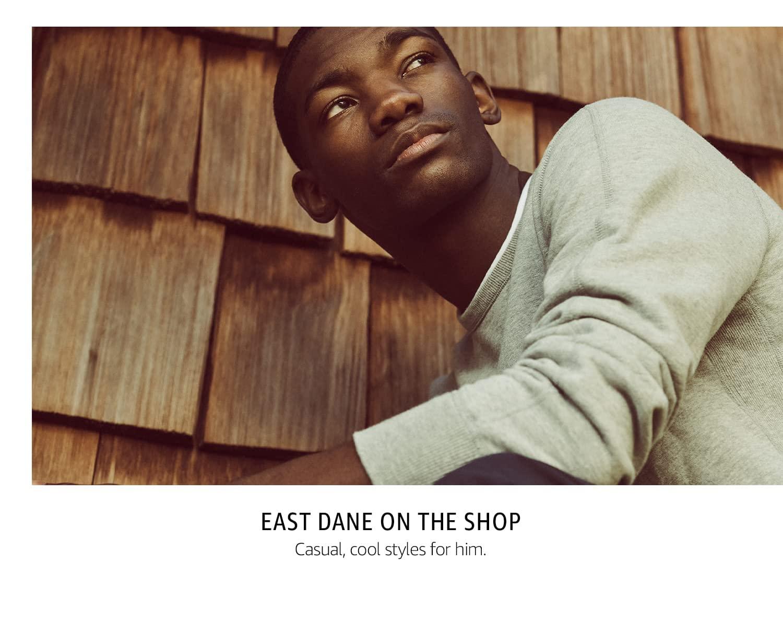 East Dane on the shop