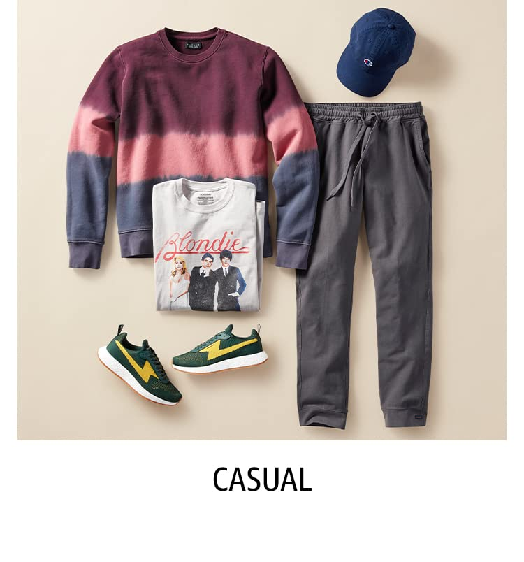 Men's Shop by Style: Casual